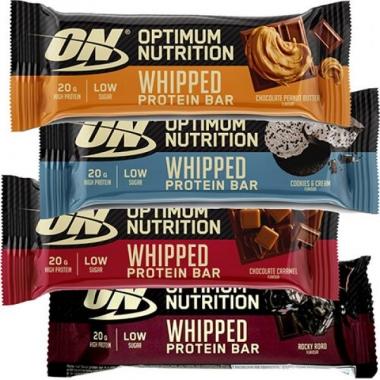 Optimum Nutrition protein bars MIX