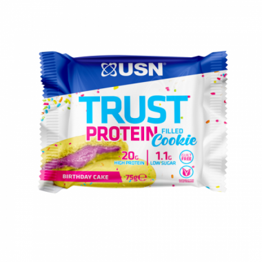 USN Trust Protein Filled Cookie75g