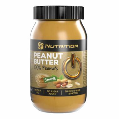 Go On Nutrition maapähklivõi klaaspurgis SMOOTH 900g