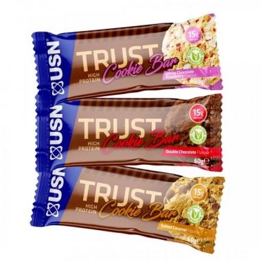 9x USN Trust Cookie valgubatoonide MIX