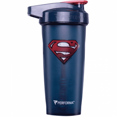 Performa Activ 800ml sheiker- SUPERMAN (BLUE)