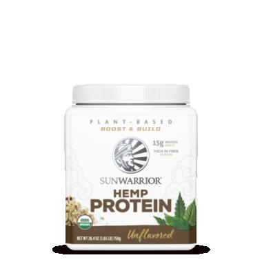 Sunwarrior organic Hemp protein 750g