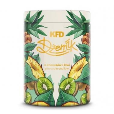 KFD jam PINEAPPLE-KIWI 1kg
