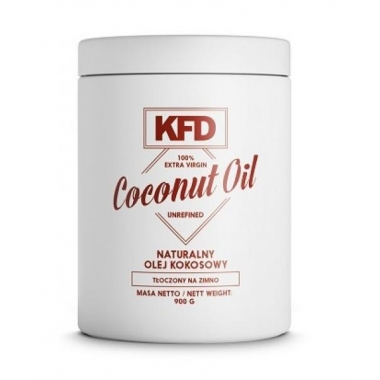 KFD Coconut Oil unrefined 1kg