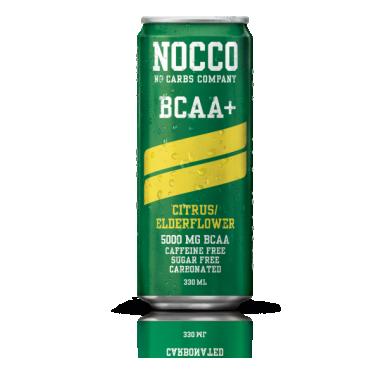 Nocco Citrus-Elderflower BCAA 330ml