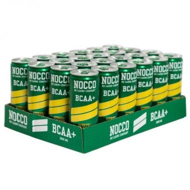 Nocco Citrus-Elderflower BCAA 330ml x24