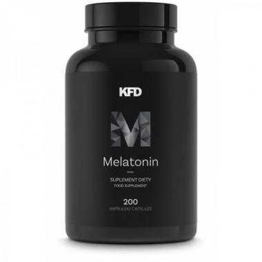 KFD Melatonin 200tbl