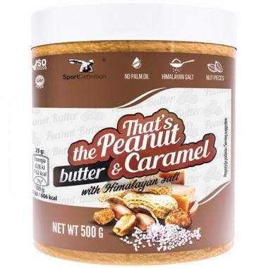 Sport Def. Peanut Butter & Caramel 500g