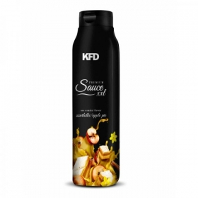 KFD APPLE PIE sauce XXL 800ml (BB 04.06.21)