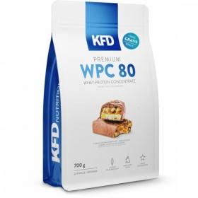 KFD Premium WPC80 protein 900g