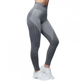 Anarchy  Wabisabi Seamless leggings TAUPE GREY