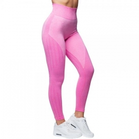 Anarchy Wabisabi Seamless leggings ELECTRIC PINK