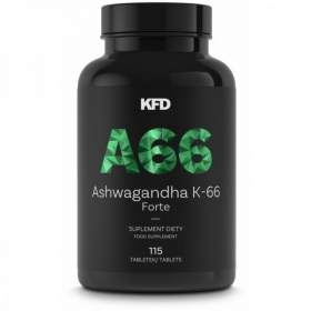 KFD Ashwagandha 66+ 115tbl (230 portsjonit)