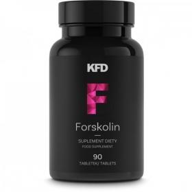 KFD Forskolin 90tbl- forskoliin