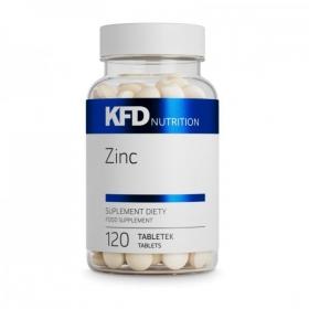 KFD Zinc 120 caps.