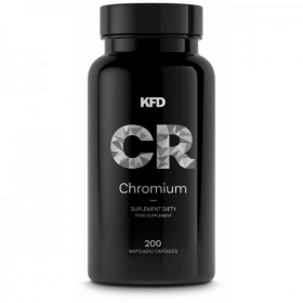 KFD Chromium- kroomitabletid 200tk