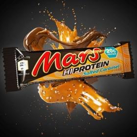 MARS Hi-Protein proteiinipatukka - SALTED CARAMEL 59g