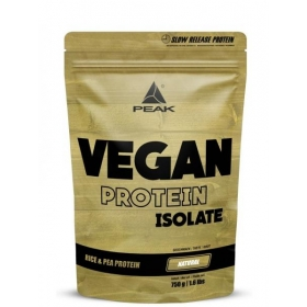 Peak Vegan Protein Isolate 750g