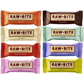 MIX box RawBite bars 12pcs