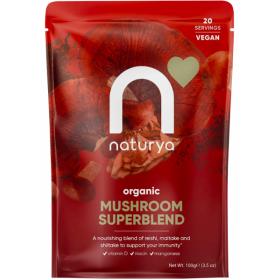 Naturya Organic Mushroom Super Blend 100g