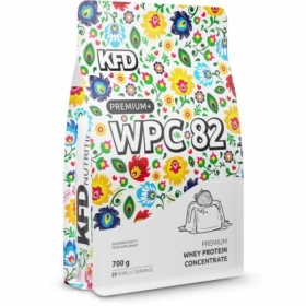 KFD Premium WPC82 protein 700g