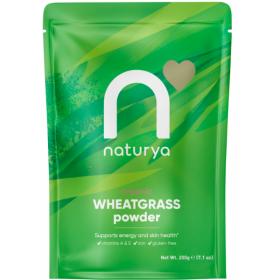 Naturya Organic Wheatgrass powder 100g