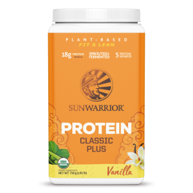 Sunwarrior Classic Plus Plant Protein 750g