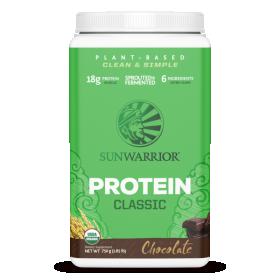 Sunwarrior Classic Plant Protein 750g