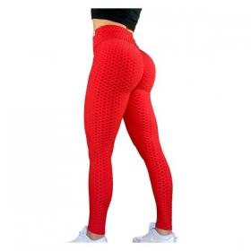 Zec+ Perfect Shape Leggings Red