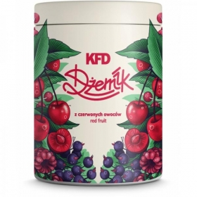 KFD jam RED FRUIT 1kg