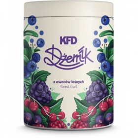 KFD jam FOREST FRUIT 1kg