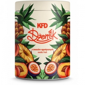 KFD jam EXOTIC FRUIT 1kg