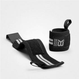 Better Bodies elastic wrist wraps- Black