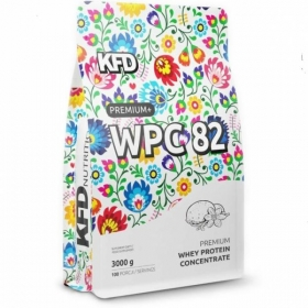 KFD Premium WPC protein 3000g
