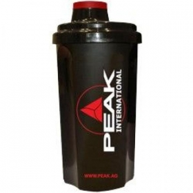 Peak Shaker 700ml Black-Red-White