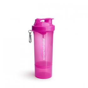 Smartshake Slim shaker 500ml Neon Pink
