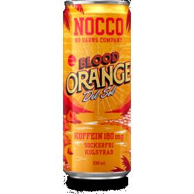Nocco Blood Orange BCAA 330ml
