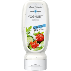 Body Attack Yoghurt Dressing 320ml