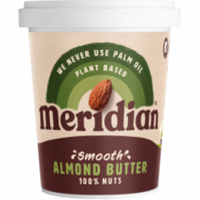 Meridian Foods ALMOND butter 454g- SMOOTH