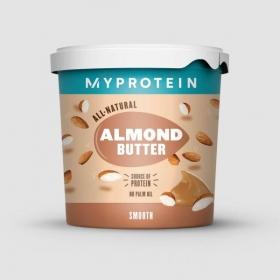 MyProtein ALMOND butter SMOOTH 1000g