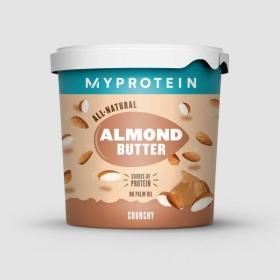MyProtein ALMOND butter CRUNCHY 1000g