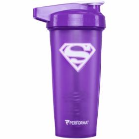 Performa Activ 800ml shaker- SUPERGIRL (violet)