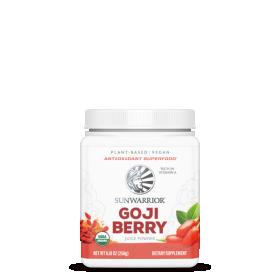 Sunwarrior Organic Goji Berrt juice powder 250g