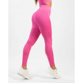 GAVELO Pulse Shock Pink Seamless Leggings