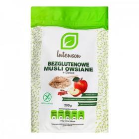 Intenson GlutenFree Detox Muesli 200g (17.12.21)