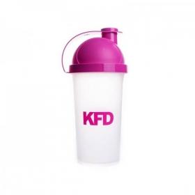 Shaker 500ml KFD pink