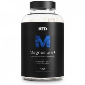 KFD Magneesium + B6 (160 kapslit)