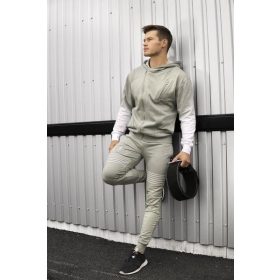Victory Grey eco pant men