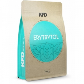 KFD Erytrytol 1000g