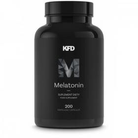 KFD Melatoniini 200tbl